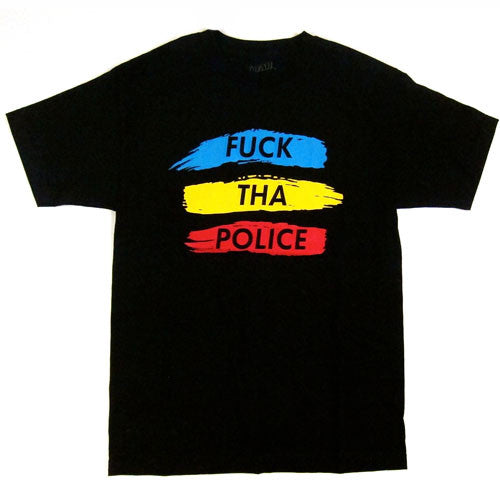 "For All To Envy ""Police"" T-Shirt"