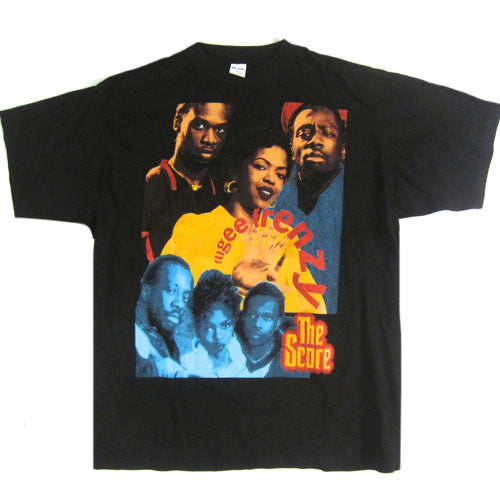 Vintage Fugees Killing Me Softly The Score T-Shirt