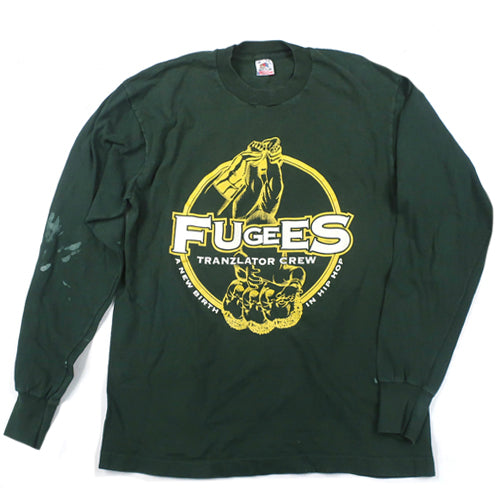 Vintage Fugees Blunted on Reality T-Shirt