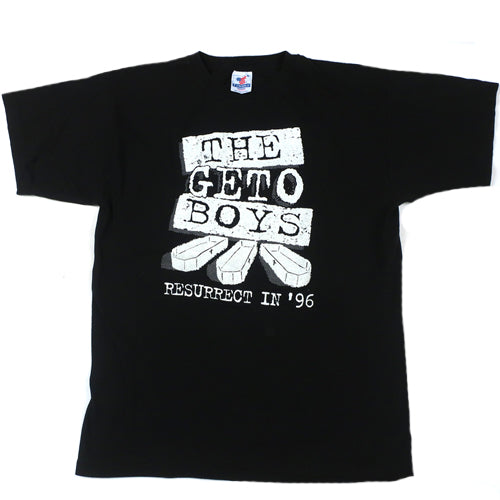 Vintage Geto Boys The Resurrection T-shirt