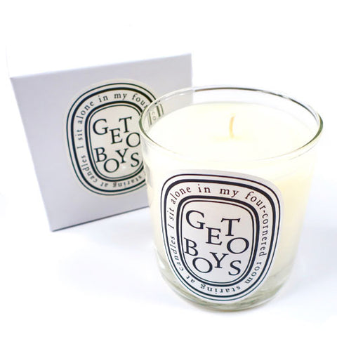 "For All To Envy ""Mind Playing Tricks on Me"" Candle"