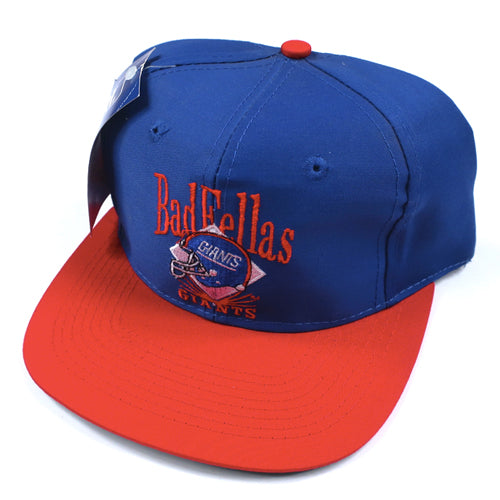 Vintage NY Giants Bad Fellas Snapback Hat 85348e856c8