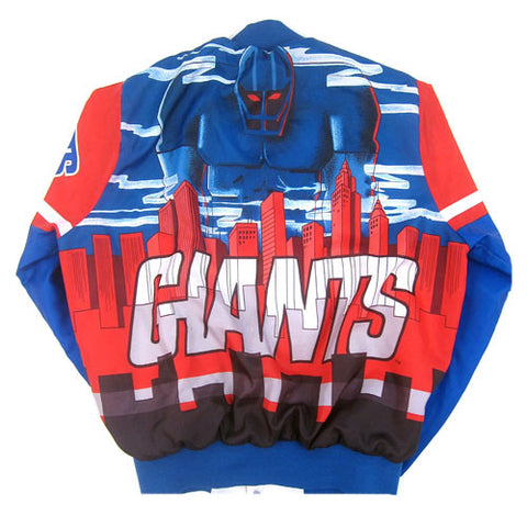 Vintage New York Giants Chalk Line Jacket