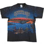 Vintage Grateful Dead 1990 San Francisco Tour T-shirt