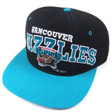 Vintage Vancouver Grizzlies Starter Snapback Hat NWT