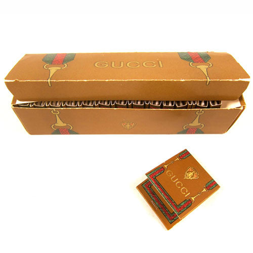 Vintage Gucci Matchbooks
