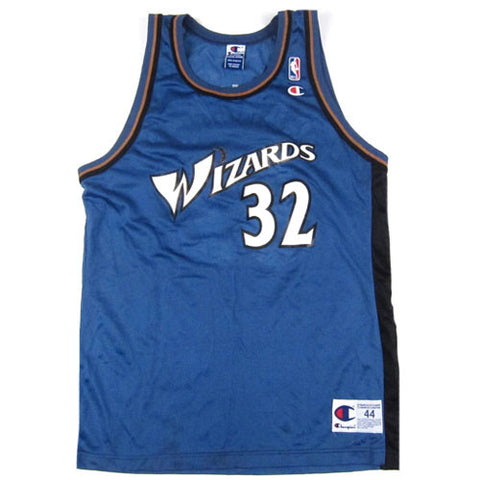 Vintage Richard Hamilton Washington Wizards Champion Jersey