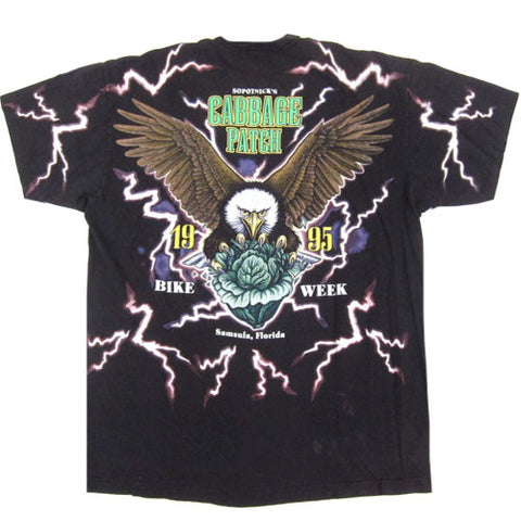 Vintage Bike Week 1995 Harley Davidson T-Shirt