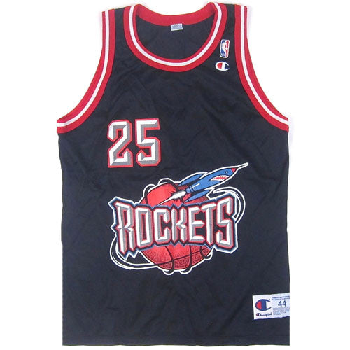 13796fe0c Vintage Robert Horry Houston Rockets Champion Jersey NBA Basketball – For  All To Envy