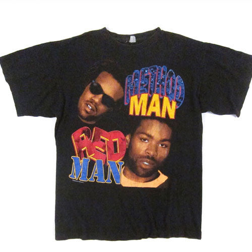 Vintage Method Man Redman How High T-Shirt