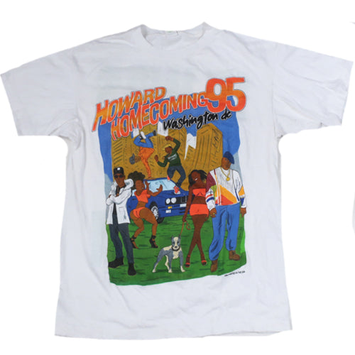 Vintage Howard Homecoming '95 Biggie T-Shirt