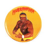Vintage Hulk Hogan 1988 Hulkamania Button