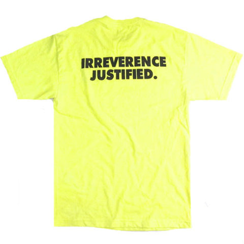 irreverence justified