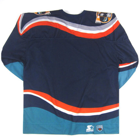 new product 4b89a 508da Vintage New York Islanders Fisherman Starter Jersey – For ...