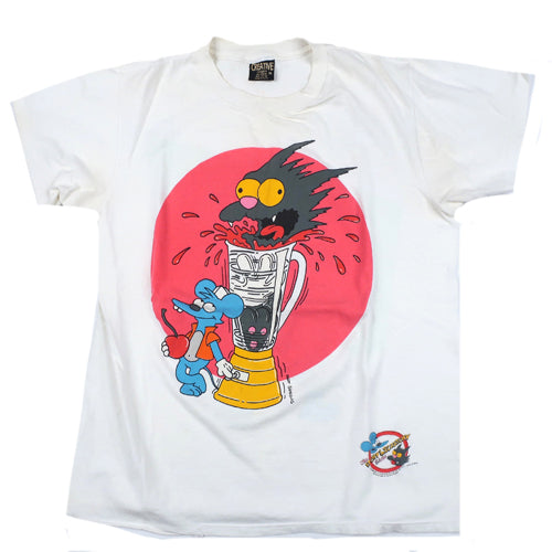 Vintage The Itchy & Scratchy Show T-shirt