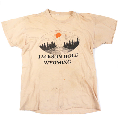 Vintage Jackson Hole Wyoming T-shirt