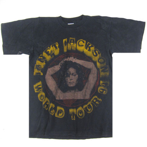 Vintage Janet Jackson '94 World Tour T-Shirt