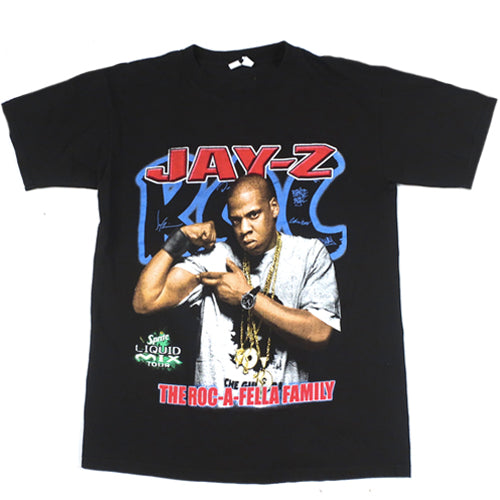 "Vintage Jay-Z ""Sprite Liquid Mix"" T-Shirt"