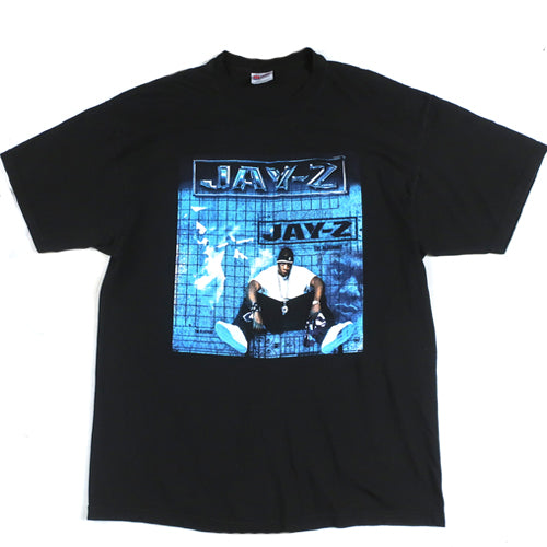Vintage Jay-Z The Blueprint Lounge Tour T-Shirt