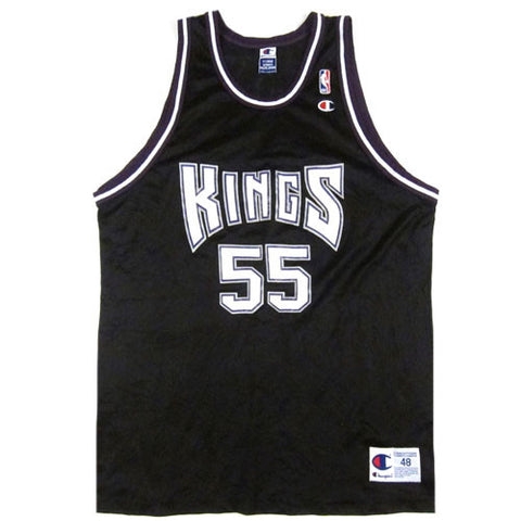 Vintage Jason Williams Sacramento Kings Champion Jersey