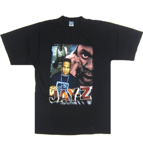 Vintage Jay-Z The Blueprint Tour 2001 T-Shirt