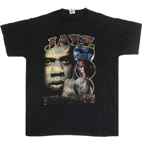 Vintage Jay-Z and Friends Tour Puff Daddy Ja Rule Mary J Blige T-Shirt