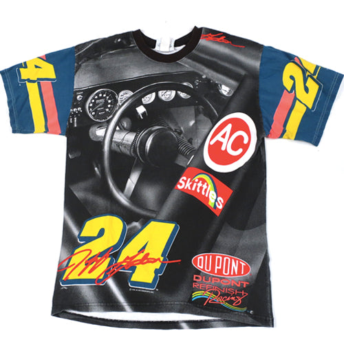 Vintage Jeff Gordon Follow the Leader T-shirt