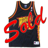 Vintage Joe Smith Golden State Warriors Champion Jersey