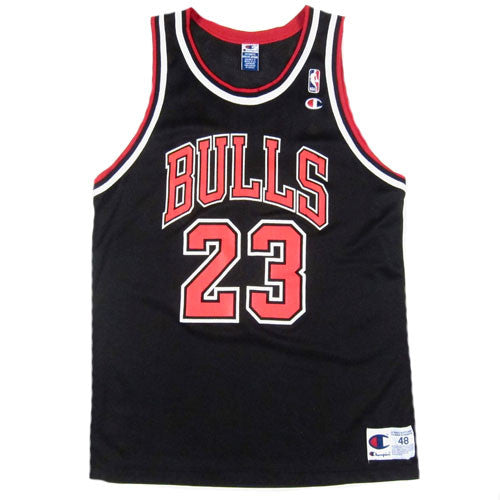 6f269157ecbd Vintage Michael Jordan MJ Champion Basketball Jersey 90 s New With Tag NWT Chicago  Bulls – For All To Envy