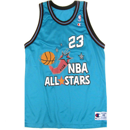 Vintage Michael Jordan 1996 All Star Champion Jersey