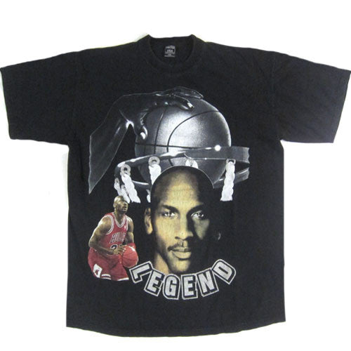 Vintage Michael Jordan Chicago Bulls Legend T-shirt