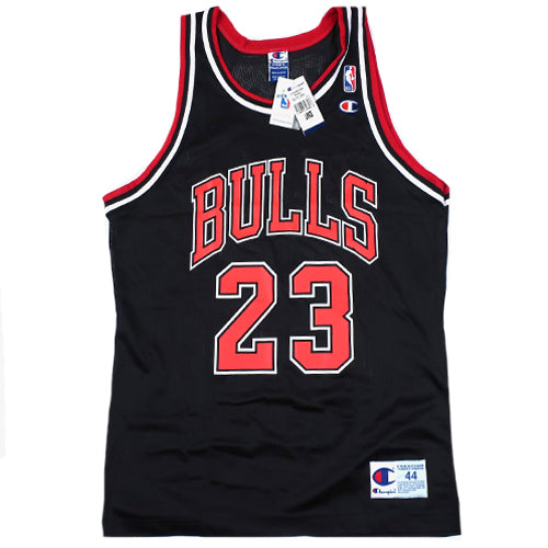 8733529ec Vintage Michael Jordan MJ Champion Basketball Jersey 90 s NWT Chicago Bulls  – For All To Envy