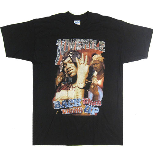 Vintage Juvenile Back That Thang Up! T-shirt