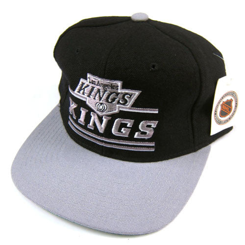 Vintage Los Angeles Kings Starter Snapback Hat NWT