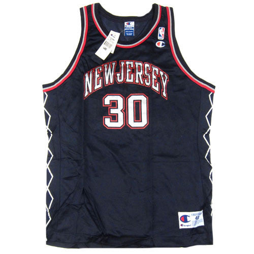 Vintage Kerry Kittles New Jersey Nets Champion Jersey