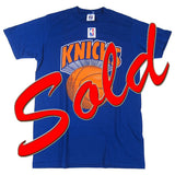 Vintage NY Knicks old logo t-shirt NWT