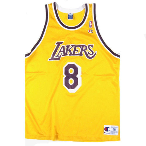 d9a4ab810541 Vintage Kobe Bryant Los Angeles Lakers Jersey NWT LA NBA Basketball 90s –  For All To Envy