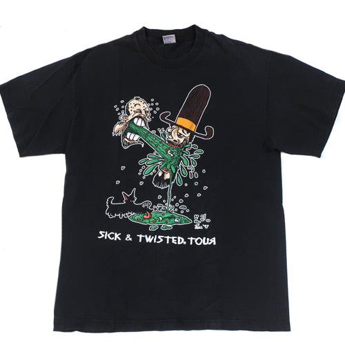 Vintage Sick & Twisted T-shirt
