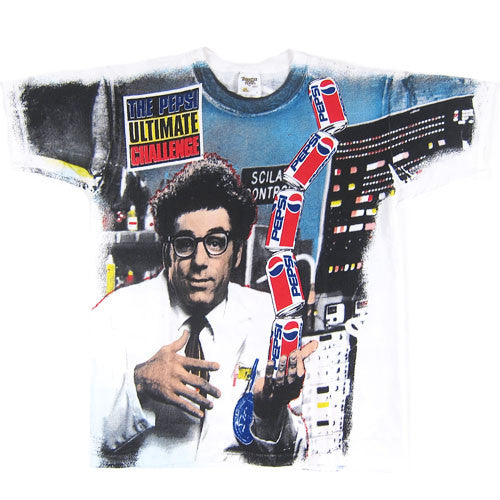 Vintage Kramer The Pepsi Ultimate Challenge t-shirt