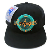 Vintage LA Los Angeles Bad Boys The Game Snapback Hat NWT