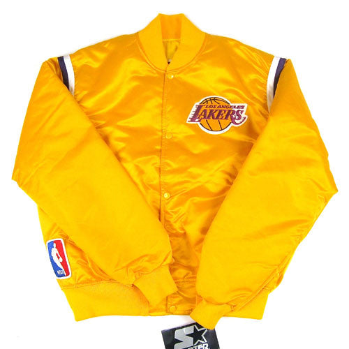 Vintage Los Angeles Lakers Starter Jacket NWT