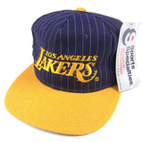 Vintage LA Lakers Sports Specialties Hat NWT