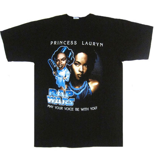 Vintage Lauryn Hill Rap Wars T-Shirt