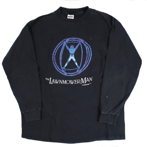 Vintage The Lawnmower Man Long Sleeve T-shirt