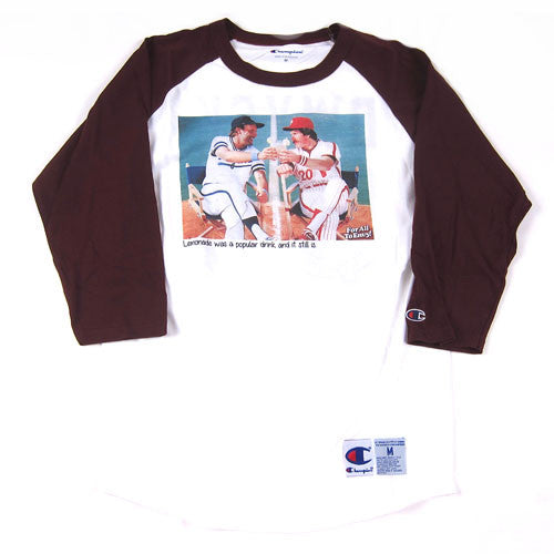 For All To Envy Lemonade Baseball Shirt (Phillies)