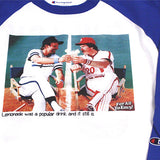 For All To Envy Lemonade Baseball Shirt (Royals)