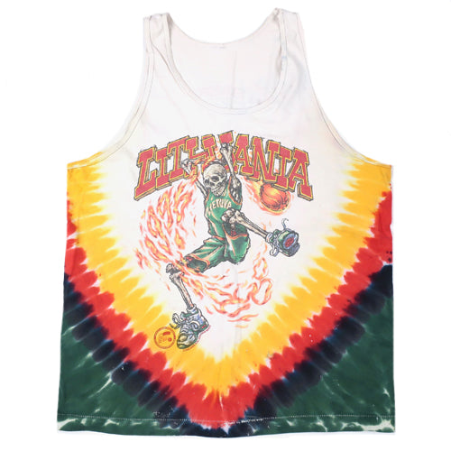 Vintage Lithuania 1996 Tank Top