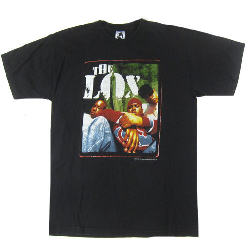 Vintage The Lox Money Power Respect T-Shirt