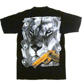 Vintage Mad Lion Take It Easy T-Shirt