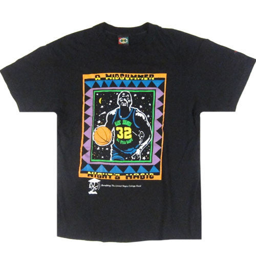Vintage Magic Johnson Cross Colours T-shirt